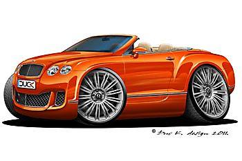 Category/bentley >> Gallery Category Bentley Bentley Continental Truck Art