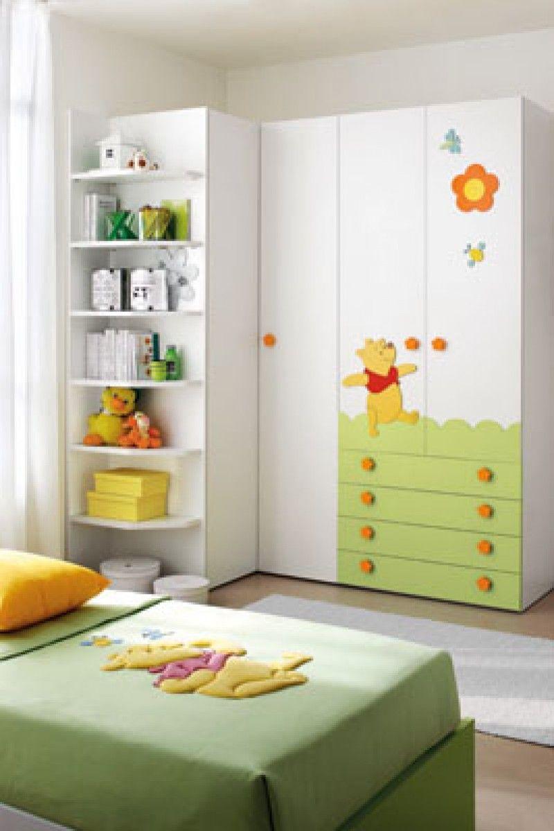 Composiciones Para Cuarto De Beb S Winnie The Pooh Y Camas Disney  # Giessegi Muebles Infantil