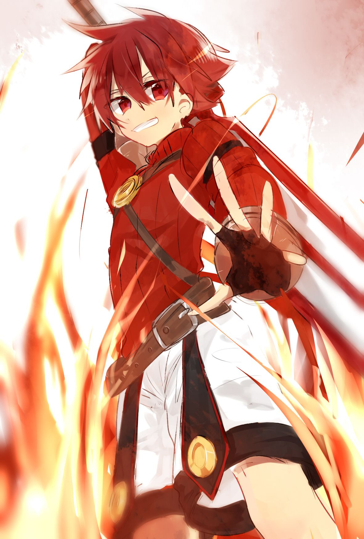 Pin by Abog Rubén on Elsword (Character) Elsword, Anime