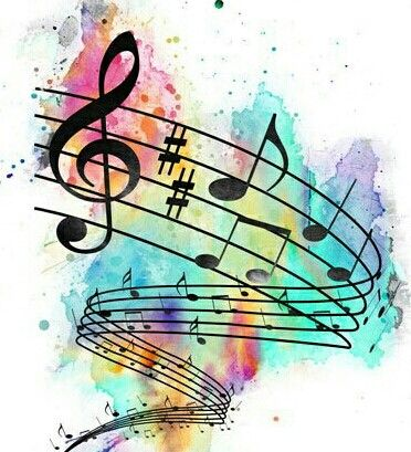 Musical. Notes