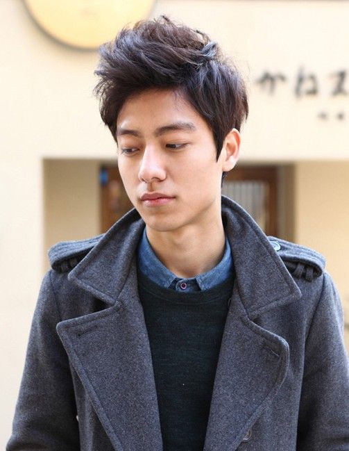 Cool Korean Japanese Hairstyles For Asian Guys - Hairstyle korean guys