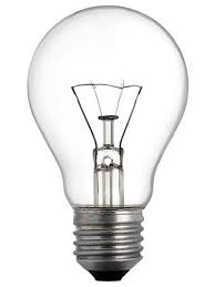 This picture show a bulb. Bulbs convert electrical energy into light.