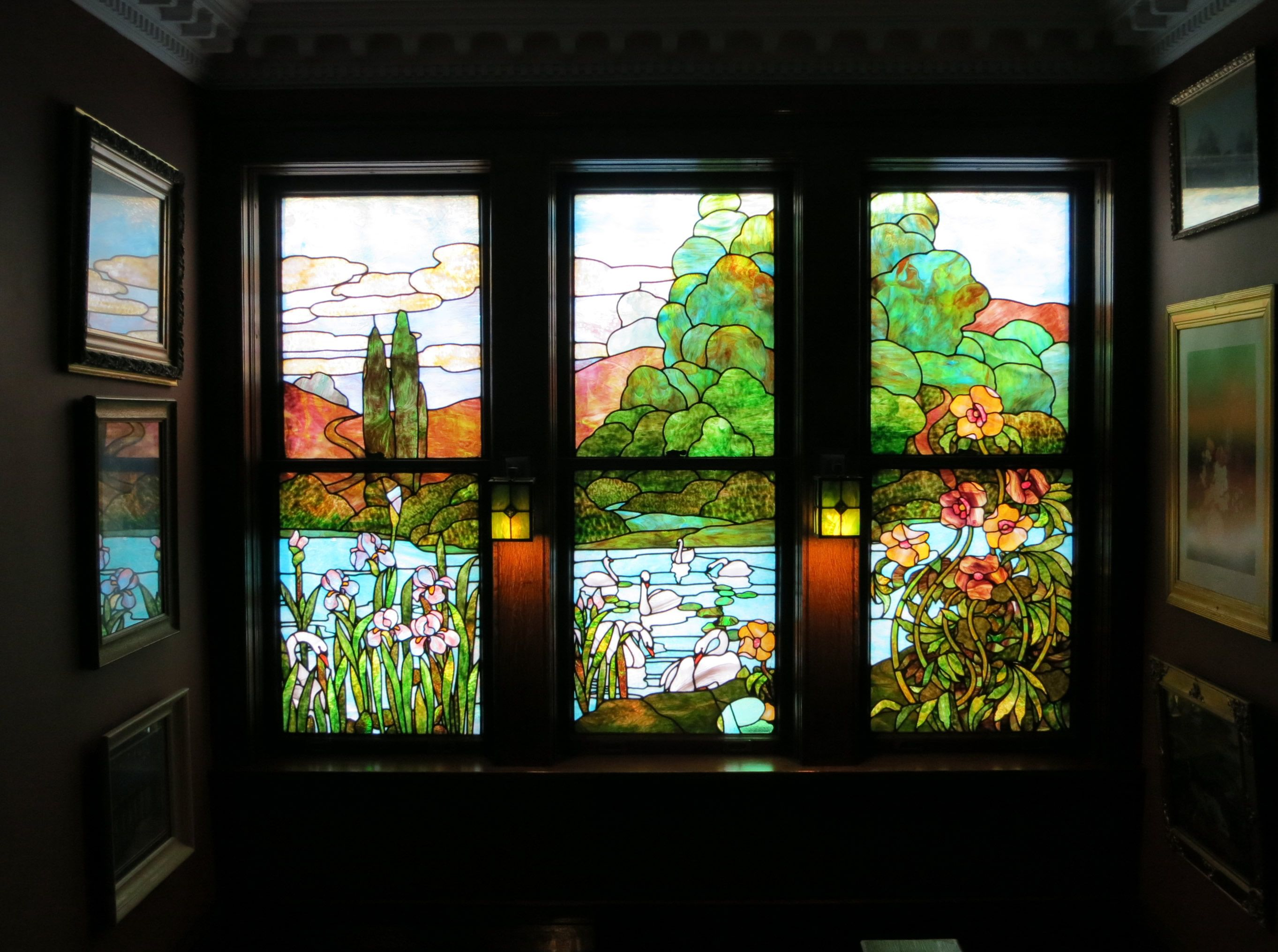 Glass · Stained Glass Houses ...