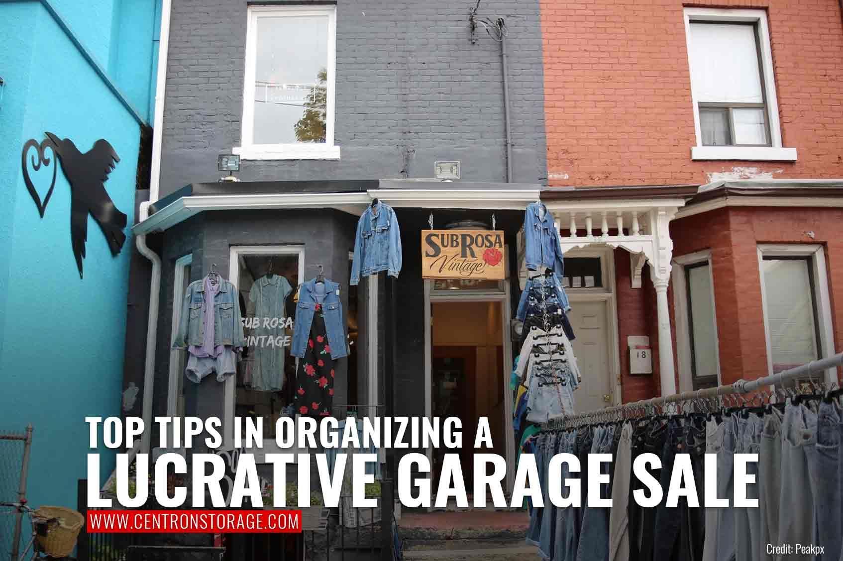 Self Storage & Lockers Facilities in Toronto Centron