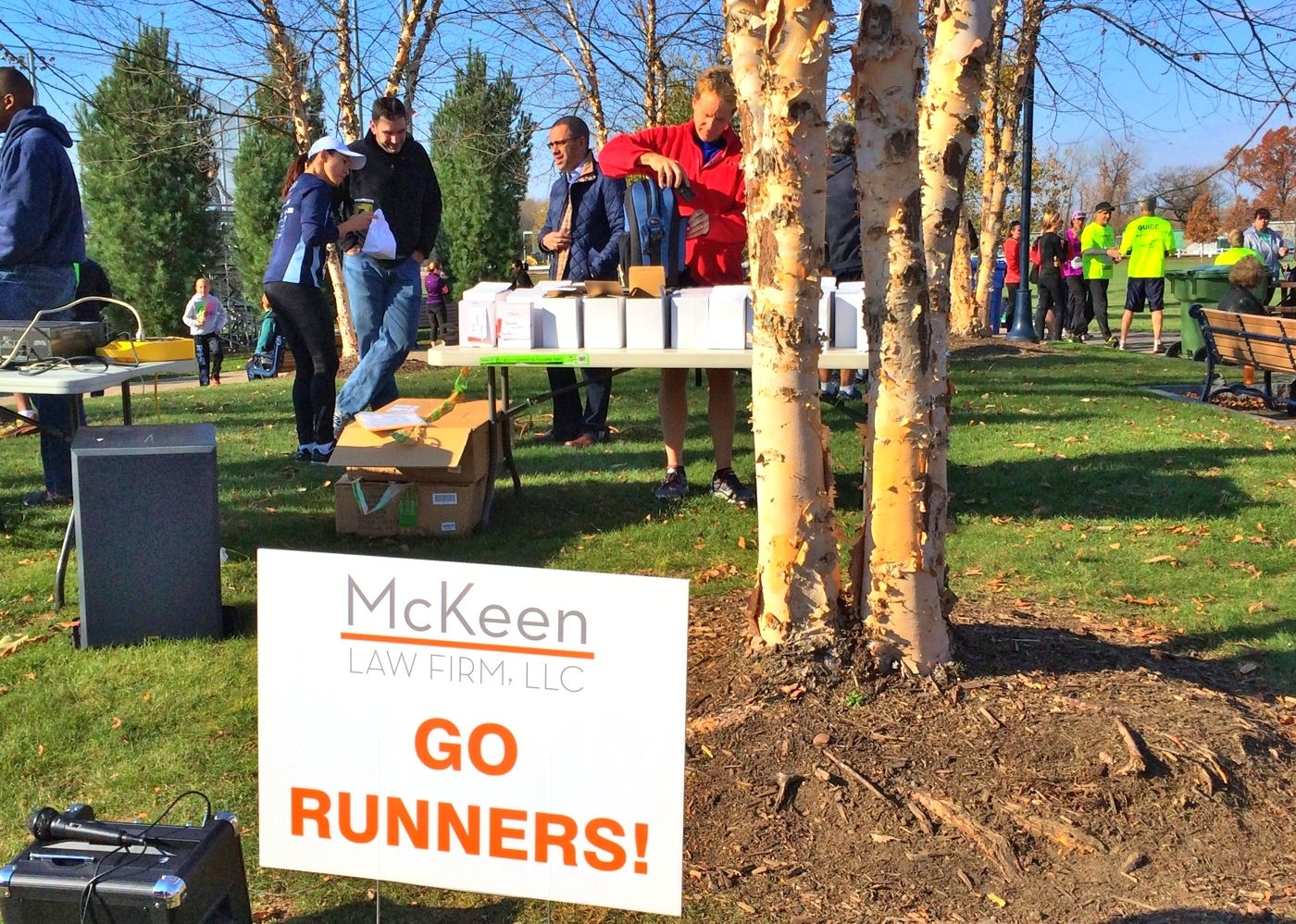 McKeen Law Firm To Sponsor The 2016 Race To Fill The Pantry