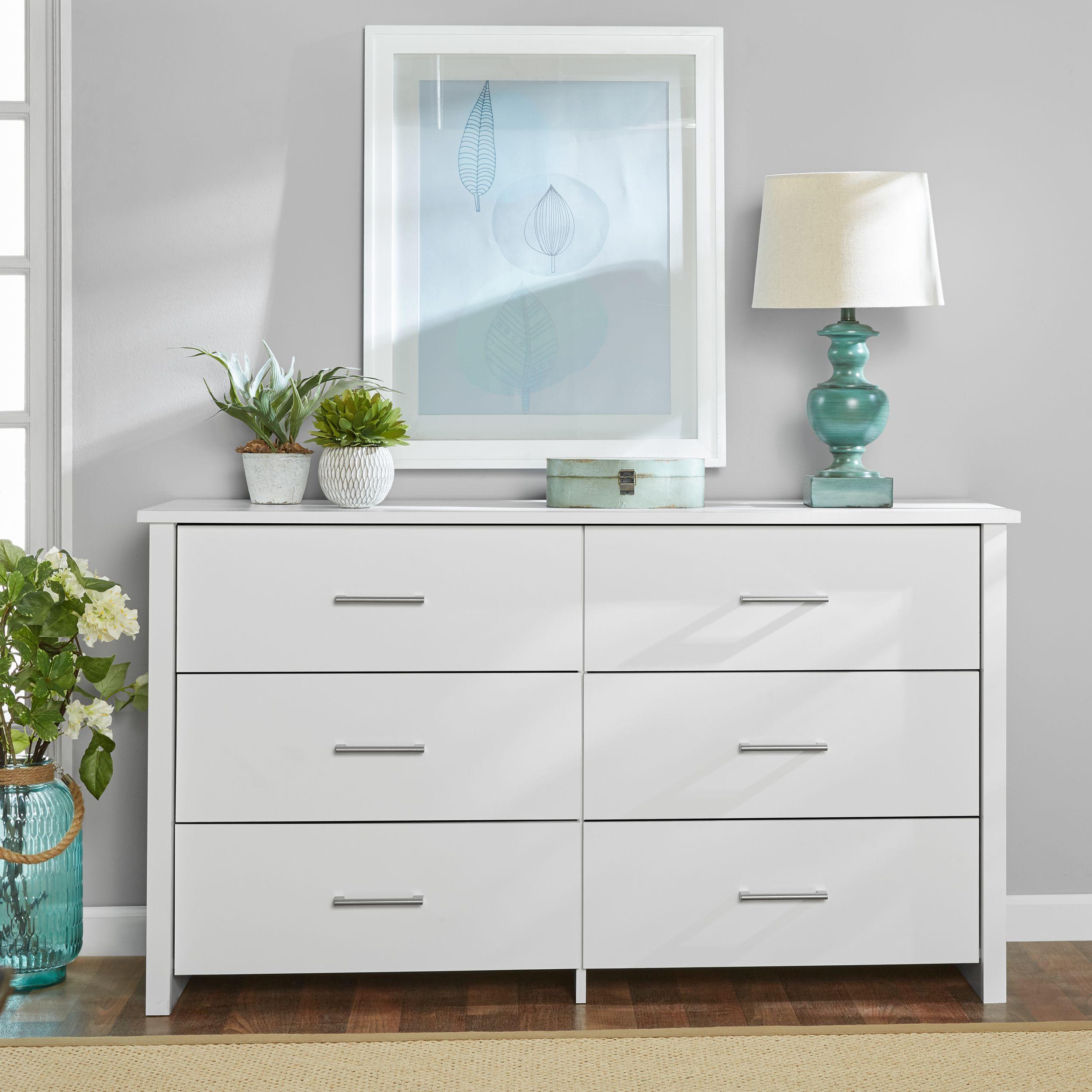 Mainstays Hillside 6 Drawer Dresser Soft White Finish Walmart Com Walmart Com 6 Drawer Dresser Dresser Drawers Dresser [ 2500 x 2500 Pixel ]