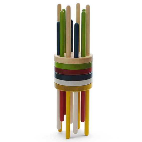 Probably the coolest stacking stools ever.