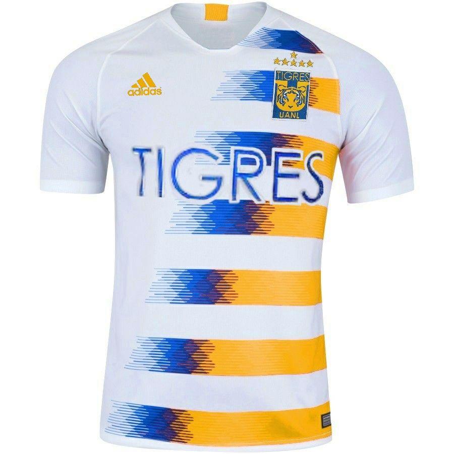 Tigres Jersey (Fan-Made)  fe90e08679878