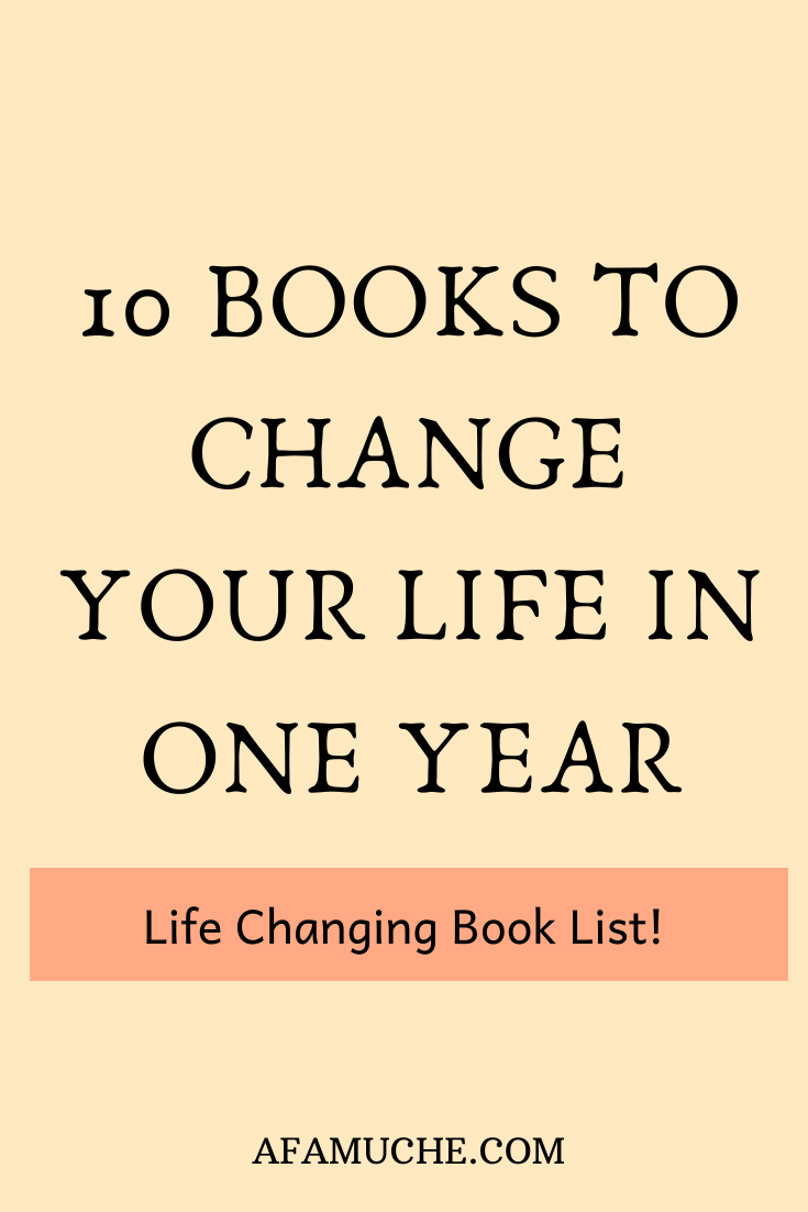 A Comprehensive List Of The Best Books For Personal Development This Year is part of Books for self improvement, Self development books, Improvement books, Personal development books, Books, Life changing books - Looking to be inspired  Support your growth and potential with these handpicked list of my top 10 best personal development books for personal growth and development