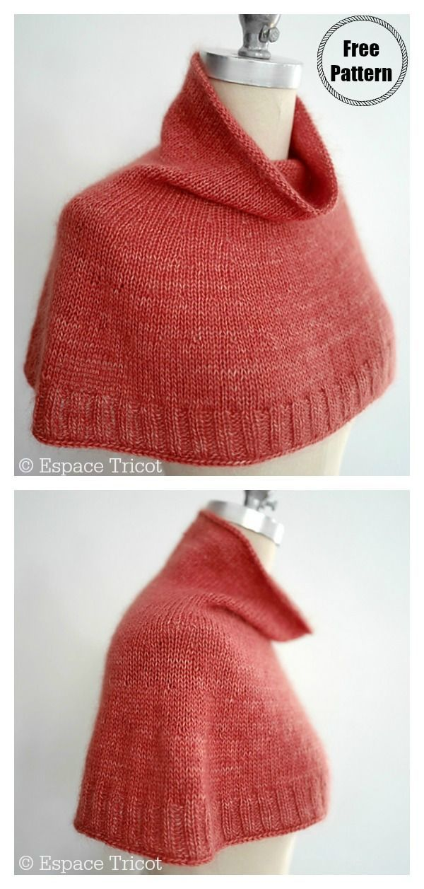 Photo of 5 Einfaches Cowl Free Strickmuster