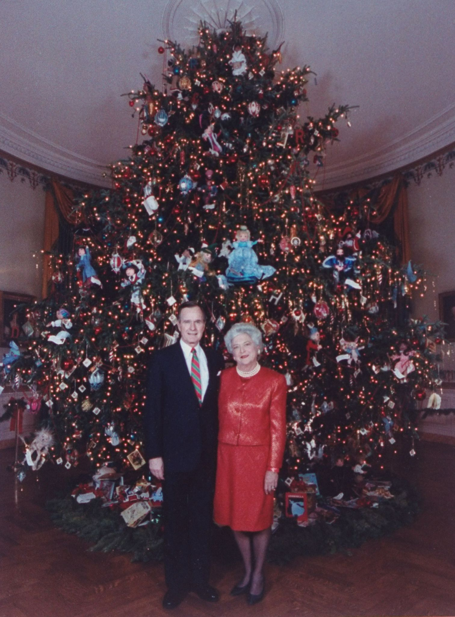 80 Years Of Christmas At The White House | The White House ...