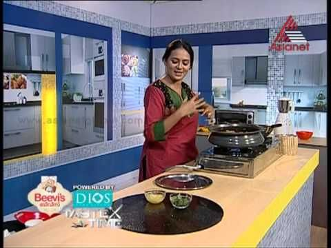 Taste Time A Travelogue Cum Cookery Show From Asianet Chicken