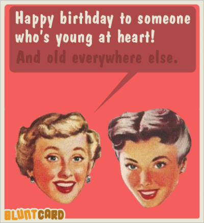 Birthday Blunt Cards Gangcraft