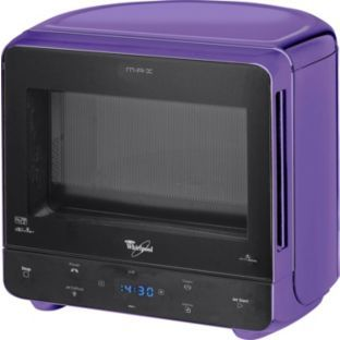 Whirlpool Max 13l Touch Microwave Purple At Argos Co Uk Your Online For Microwaves