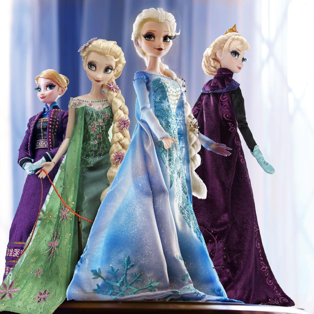 Elsaaaa bave partout coup de coeur absolu pour la reine - Barbie princesse des neiges ...