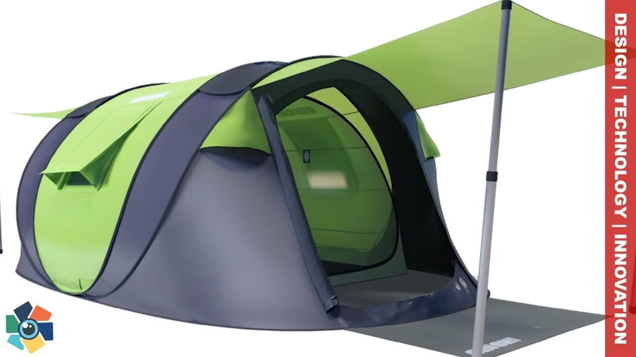 10 AWESOME TENTS, INFLATABLE, DOME and ROOFTOP TENTS