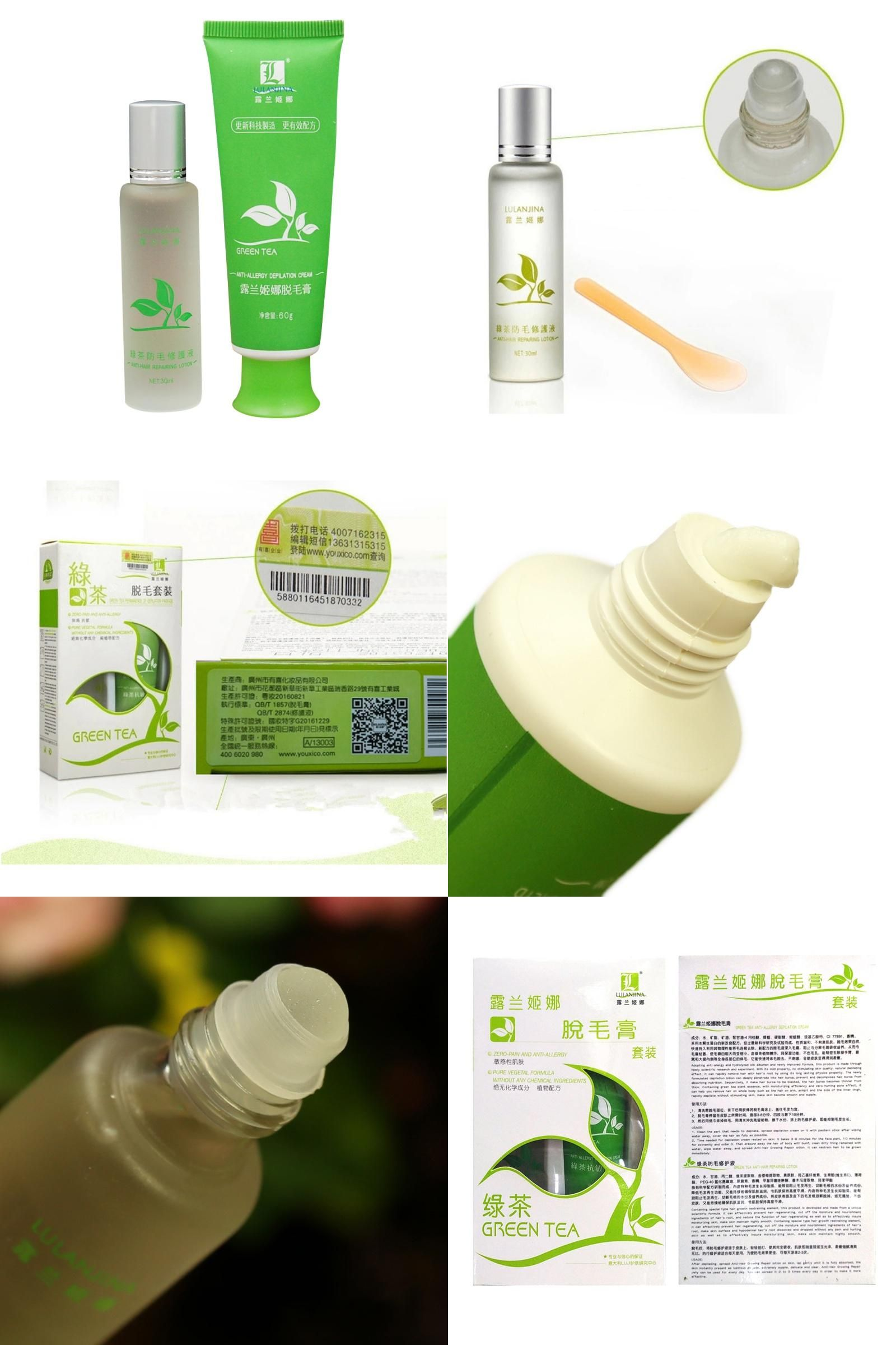 Visit To Buy New Green Tea Fast Permanent Hair Removal Cream Body Hair Removal For Women And Men Facia Hair Removal Permanent Hair Removal Cream Hair Removal