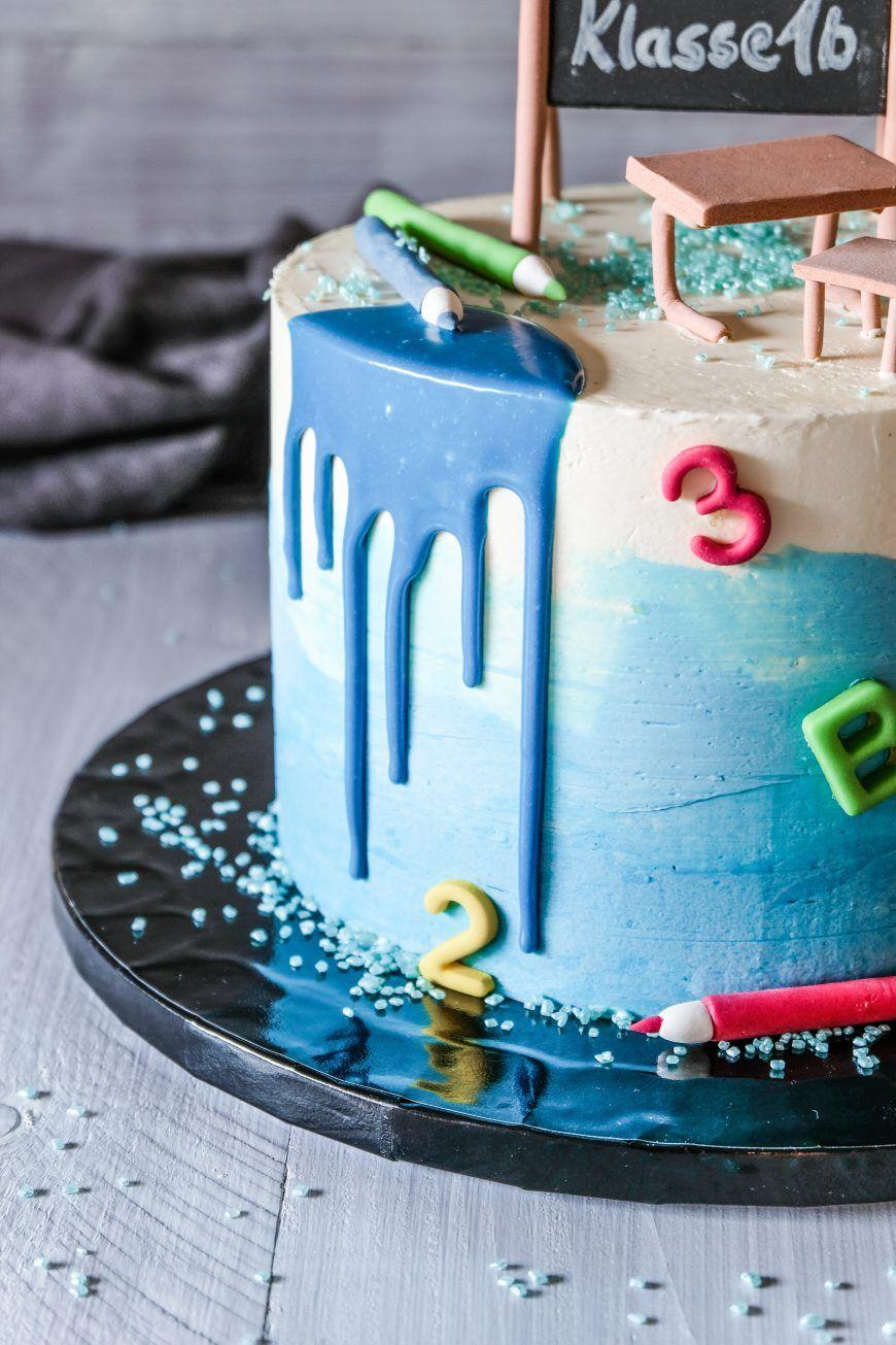 torte zur einschulung ahalni sweet home torte