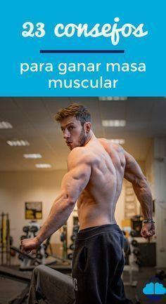 En este post daremos una lista con 23 #masamdannotlar ejos sobre cómo cómo ganar #masa #muscular con...