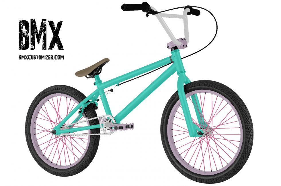 Bmx Customizer Bmx Color Designer Customize Your Own Bmx Bike Online Virtual Bike Painting App Bmx Bikes Bmx Custom Bikes