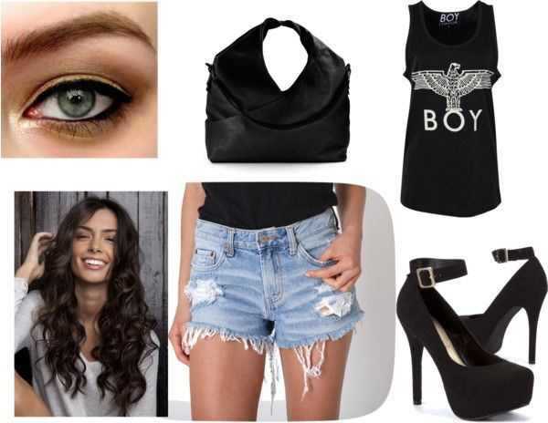 """Sem título #583"" by louise-1-1 ❤ liked on Polyvore"