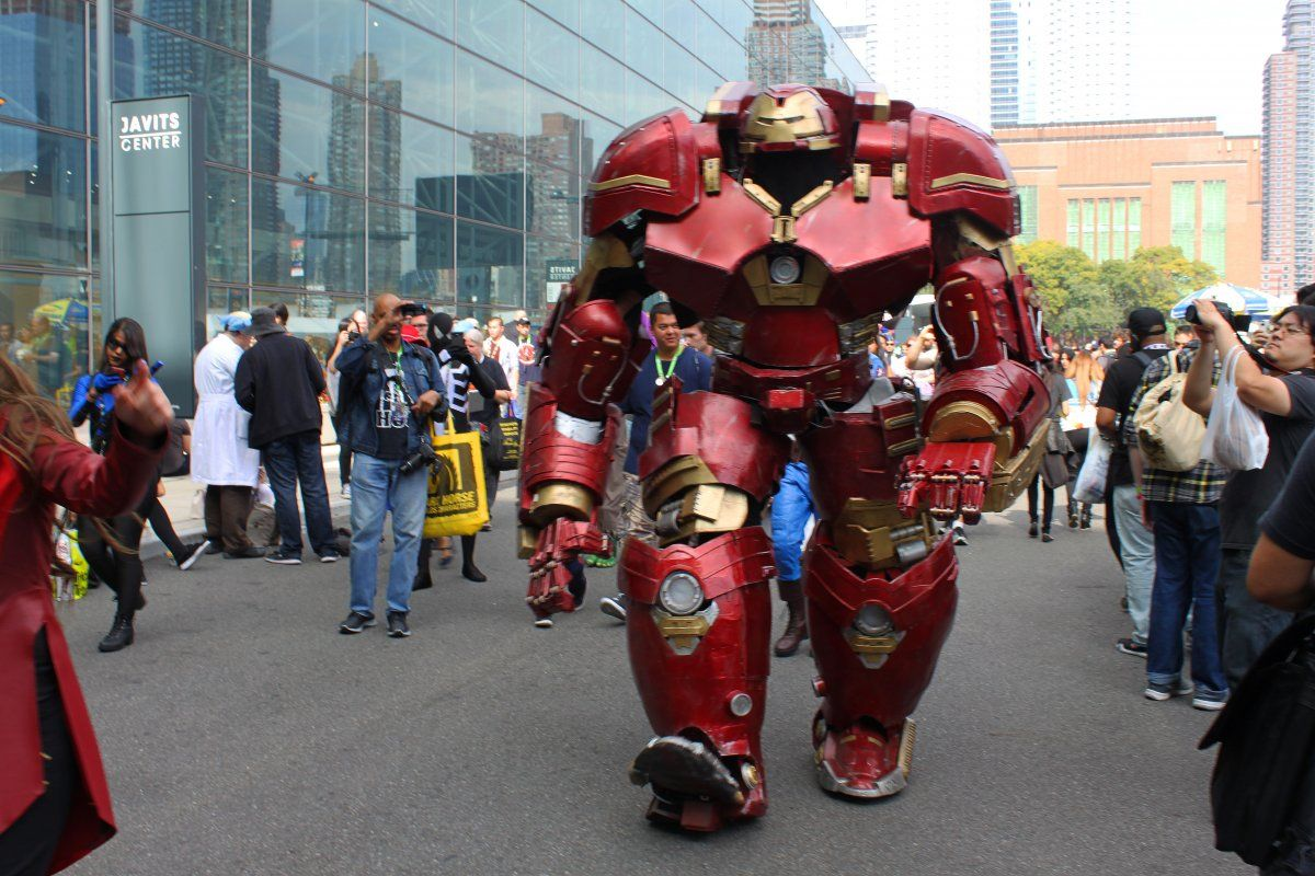 Le Cosplay le plus impressionnant du New York Comic Con 2015 & Los mejores cosplay de 2015 | cosplay | Pinterest | Cosplay Comic ...