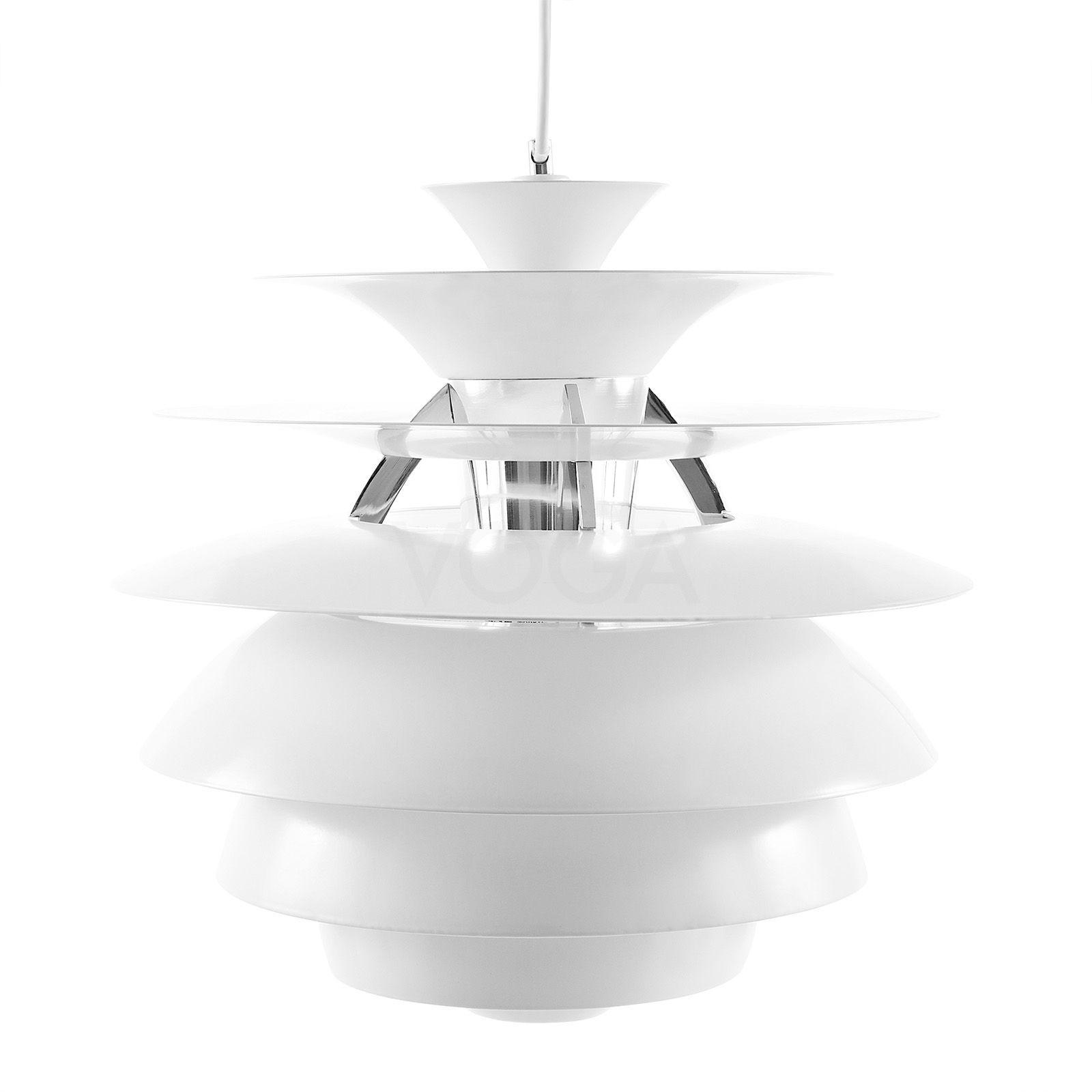 Ph Snowball Lamp Inspired By Poul Henningsen Lamp Verner