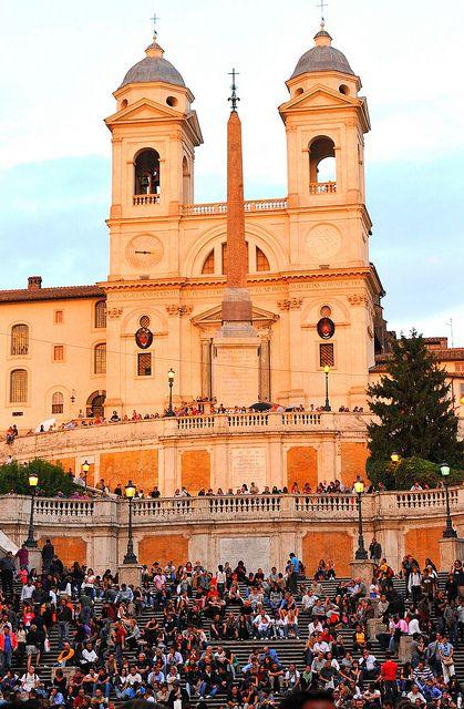 Roma, Piazza di Spagna