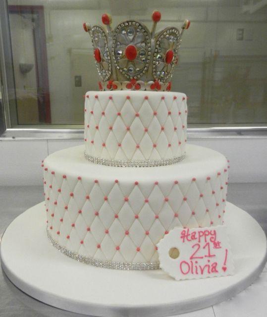 Peachy Miss Universe 21St Birthday Cake With Images 21St Birthday Funny Birthday Cards Online Amentibdeldamsfinfo