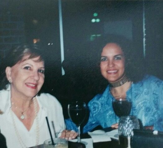 My mother the greatest unconditional and infinite love we will ever experience in our existence...I Love you so much  HAPPY MOTHER'S DAY!  MI Madre La mejor, Amor  Incondicional.... Te Amo Feliz dia de la Madre! :)