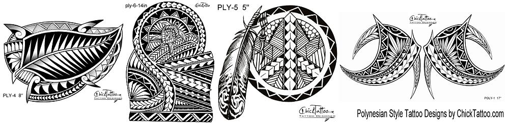Custom Maori Tattoo Designs: One Of A Kind Custom Tattoo Designs
