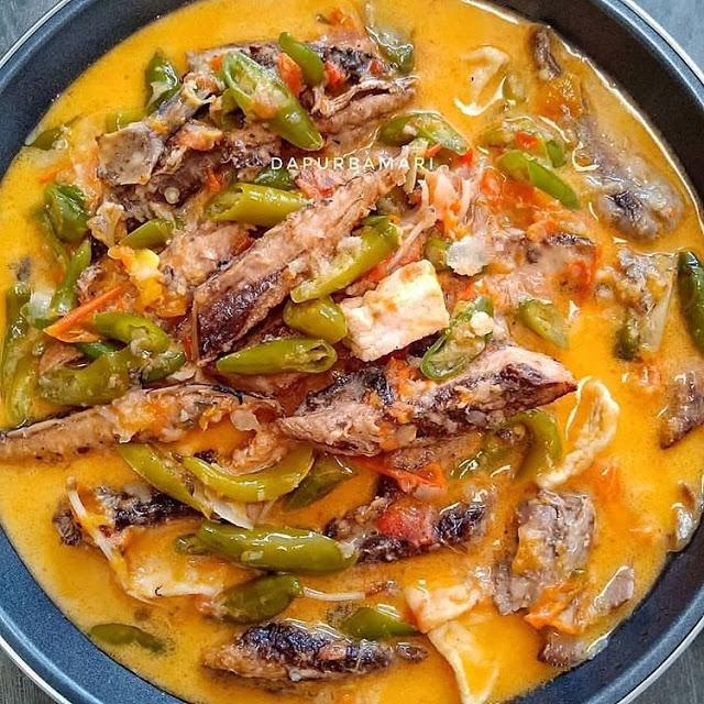 Resep Jangan Tongkol Lombok Ijo Lezat Menggugah Selera Resep Masakan Masakan Resep