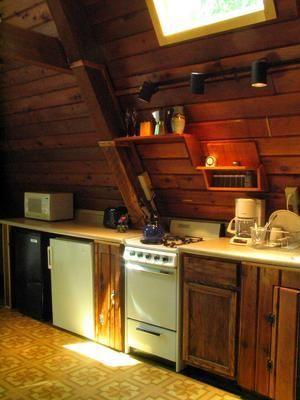 Image Result For Quot A Frame Kitchen Quot A Frame Cabin
