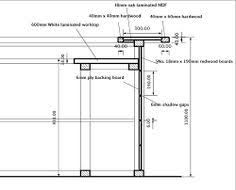 Image Result For Bar Counter Detail Drawing Dwg کانت