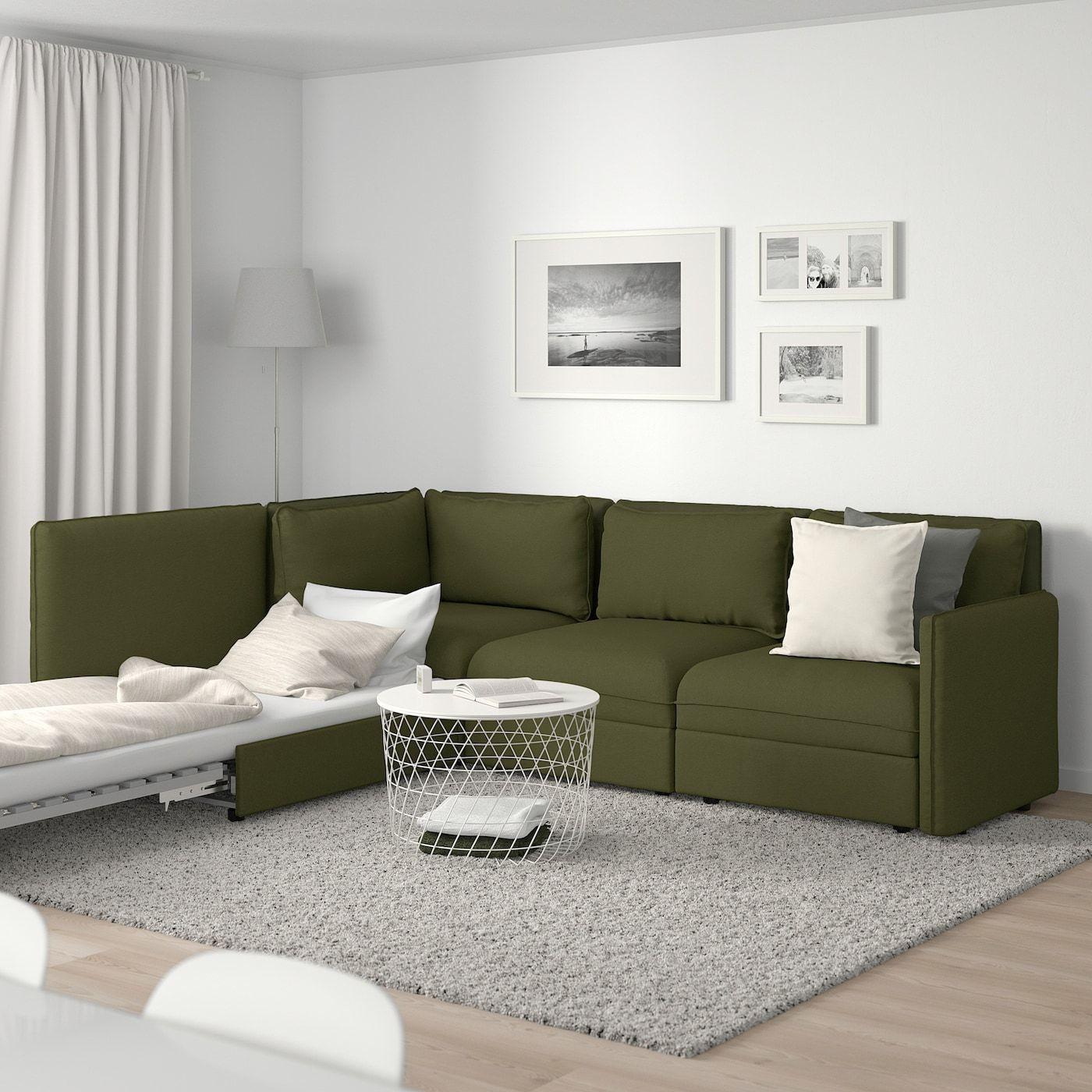 Ikea Vallentuna Mod Sectional 3 Seat