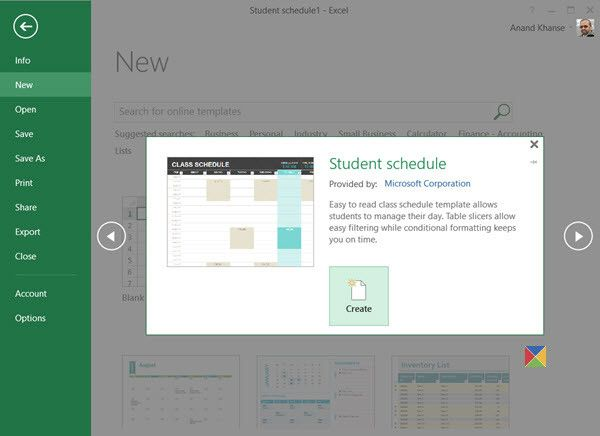 How to share Excel workbook with multiple users across the web
