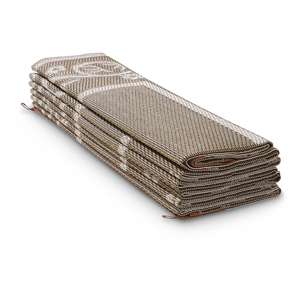 Guide Gear 4 X 6 Reversible Patio Mat 582248 Outdoor Rugs At