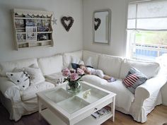 GroB How To Decorate With An Ikea Ektorp Sectional   Google Search