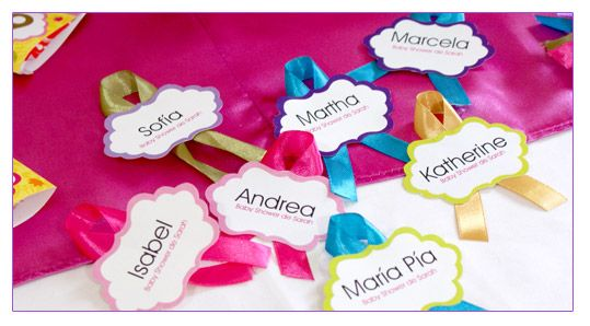 Gafetes De Fomi Para Baby Shower Imagui Distintivos Gafetes