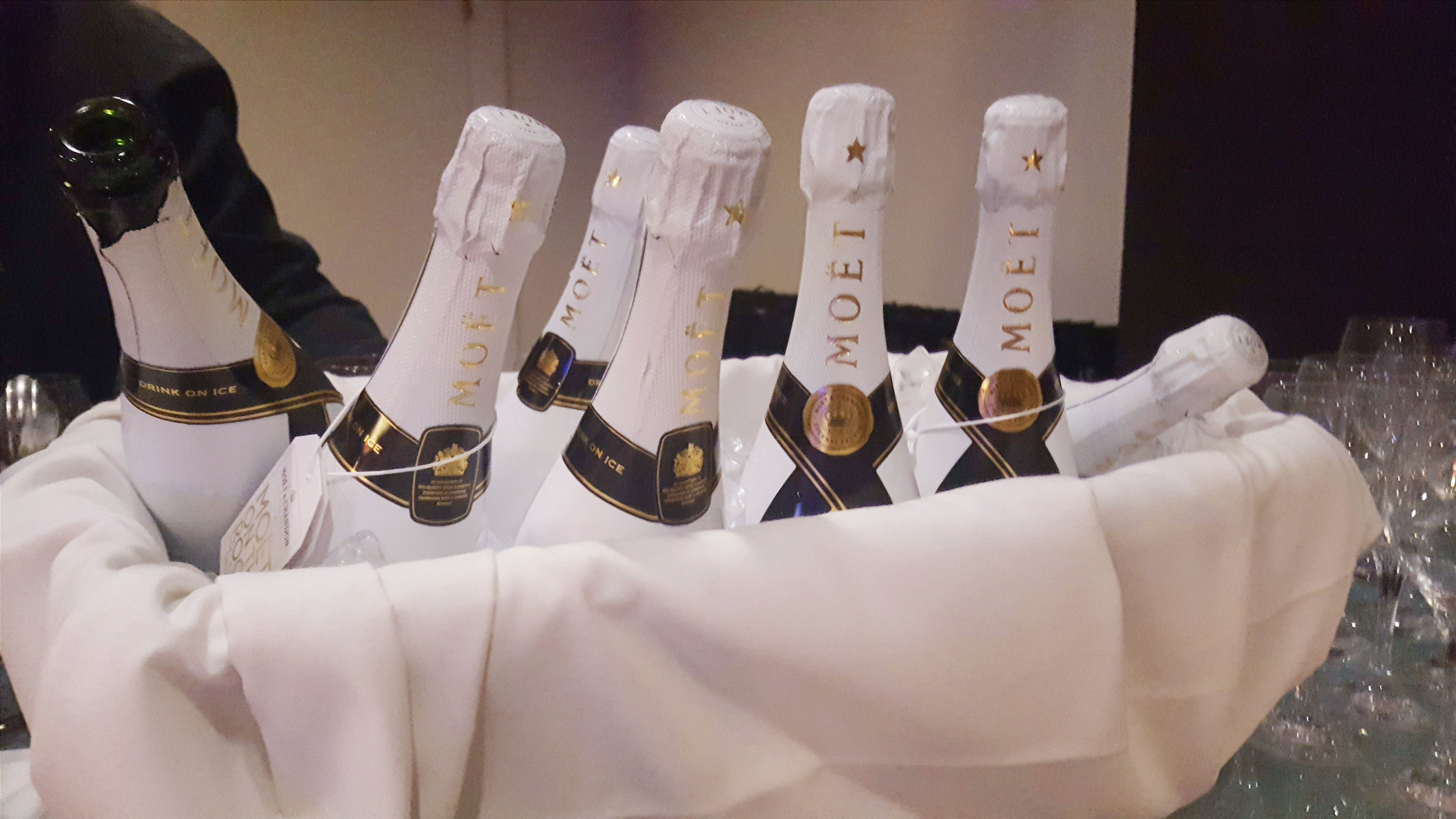 A Night of Luxury: Nuit Du Champagne's D.C. Event