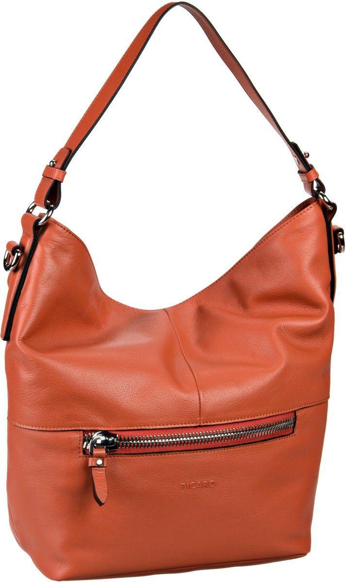 f0207b3a88484 Picard Mr. Big Beuteltasche Siena - Beuteltasche Handtaschen Günstig