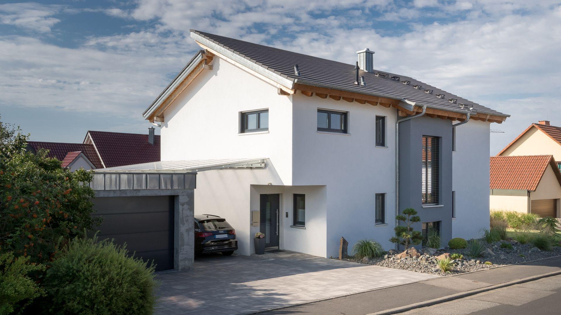 Großzügiges Einfamilienhaus für die junge Familie Style