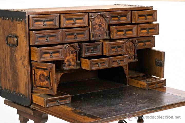Bargue o aleman del siglo xvi xvii foto 1 coleccion - Muebles antiguos madrid ...