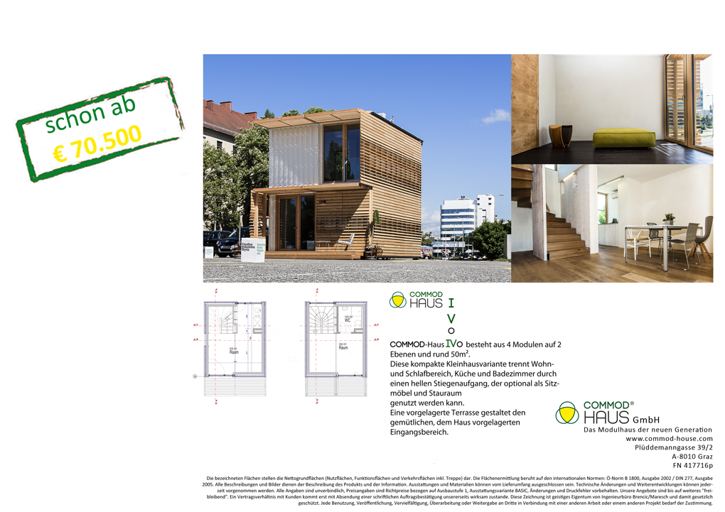 Commod Haus Commod-haus-ivo_angebot | Container House | House, Home