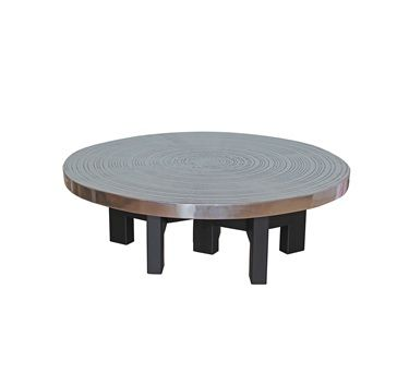 Ado Chale - 'Goutte d'Eau' table by Ado Chale