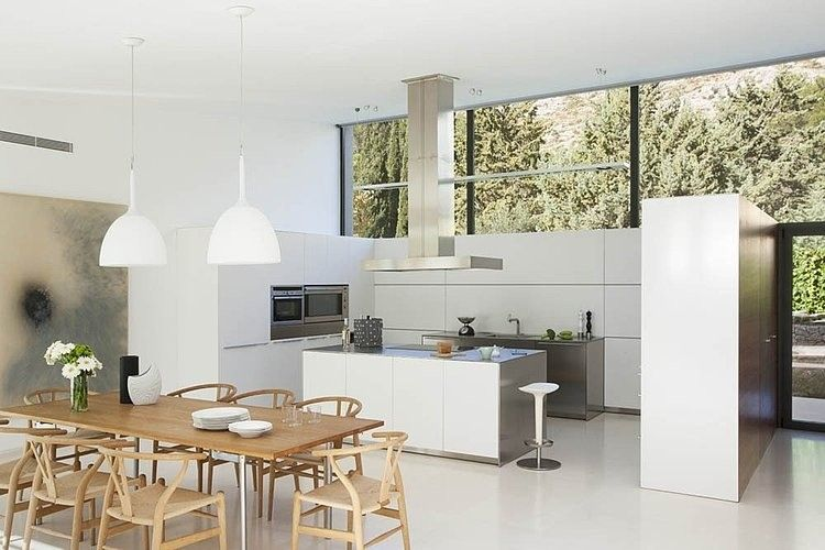 Bauza Residence by Miquel Lacomba Cookery Pinterest Résidence