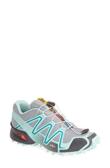Salomon 'Speedcross 3' Trail Running Shoe (Women | Trail