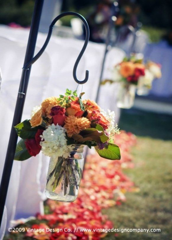 Fall Centerpieces For Wedding Receptions