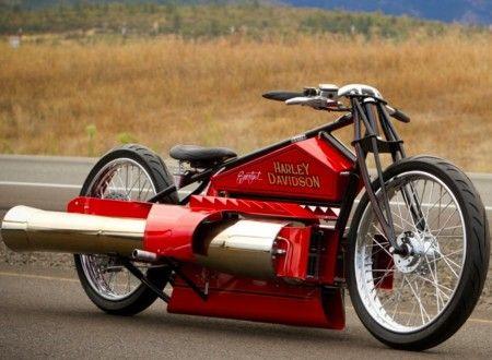 Maddox Pulse Jet Bicycle Powered Bicycle Hybrid Electric Bike Jet Motor