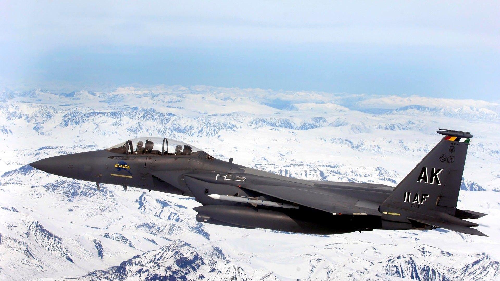 "Air force f 15e Strike Eagle Poster 24/""x 36/"" HD"